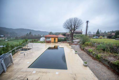 tuinkamers nabij zwembad