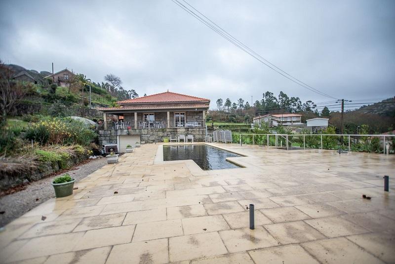 zwembad quinta da fonte