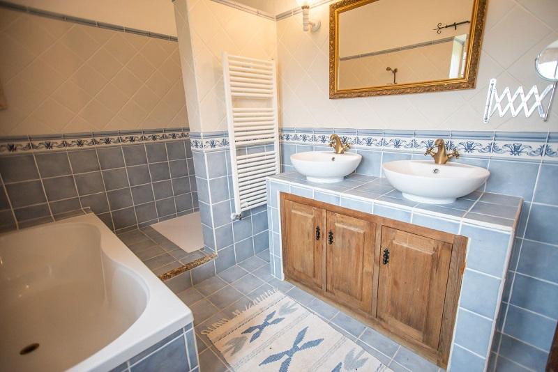 badkamers hoofdhuis