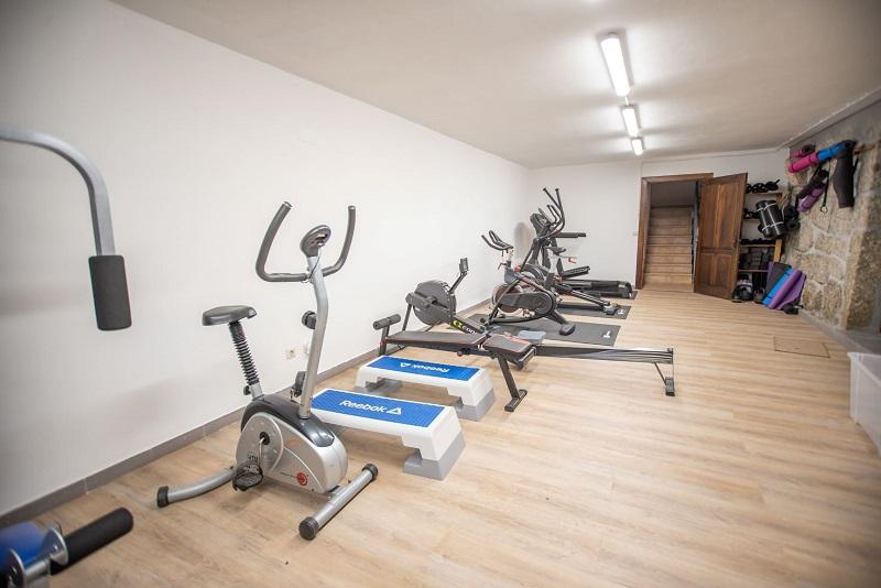 fitness hoofdhuis noord portugal